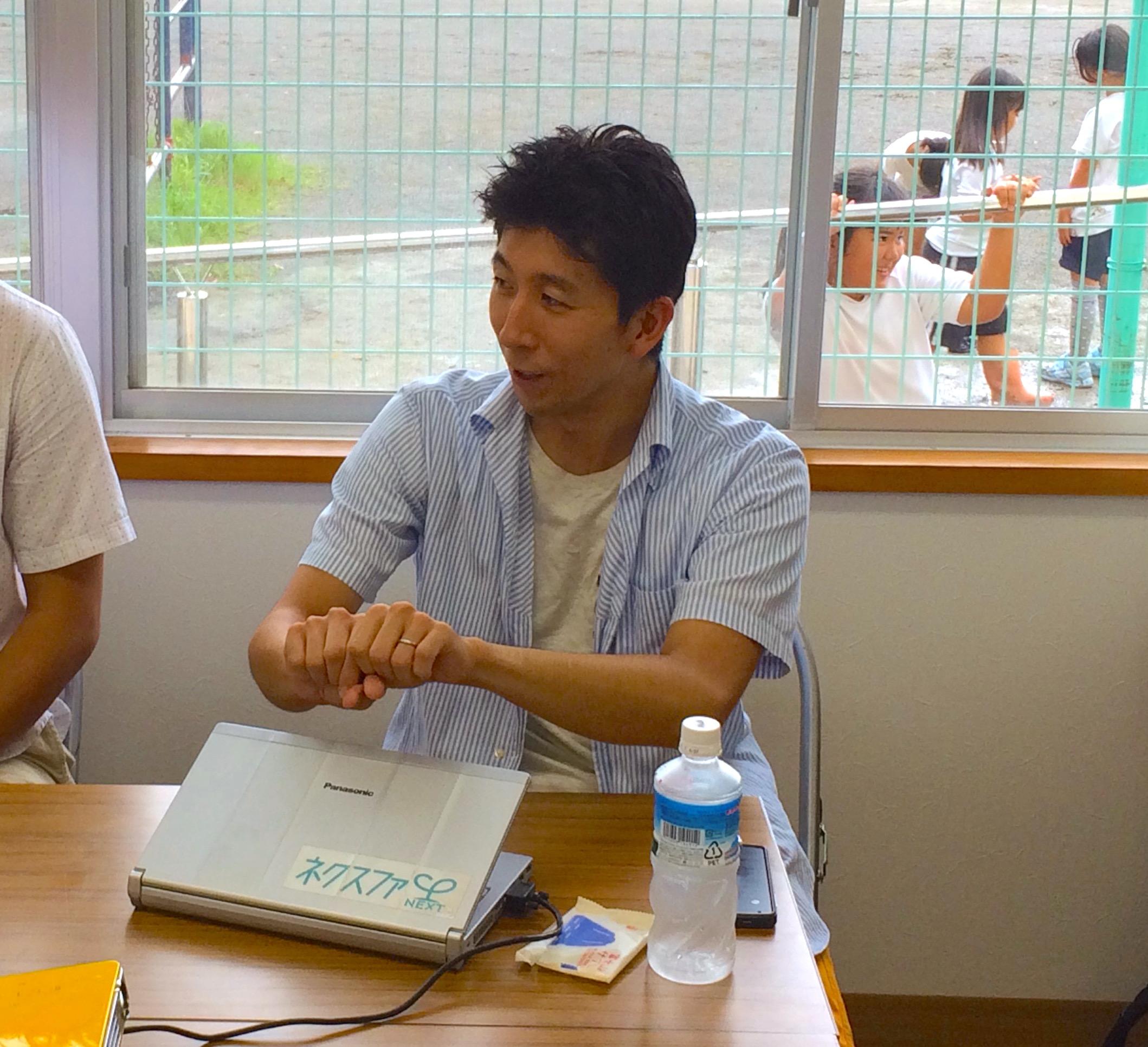満員御礼!サス学@逗子おとなバージョン〜辻義和さんとサステイナブルな問いを体験