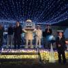 東逗子駅前が14万個の電球でライトアップ〜第6回東逗子イルミネーション開催