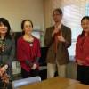 大和市男女共同参画市民フォーラムで治部れんげさん講演会&パネルトークの司会でした