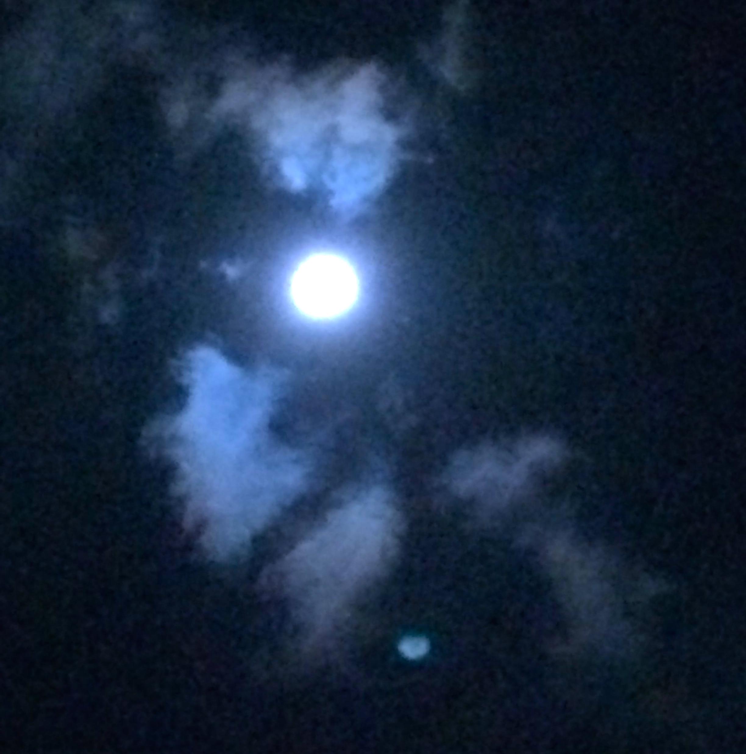 逗子の夜空に星が綺麗に見えるのは