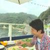 逗子湾を望む絶景レストランで辻義和さんとたくらむランチミーティング〜7/20問いず食堂