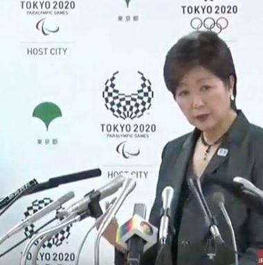 小池知事がイクボス宣言!