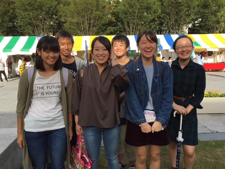 12月17日は「国際文化フォーラムinフェアトレードタウン逗子」で高校生の発表を聞きに来てね