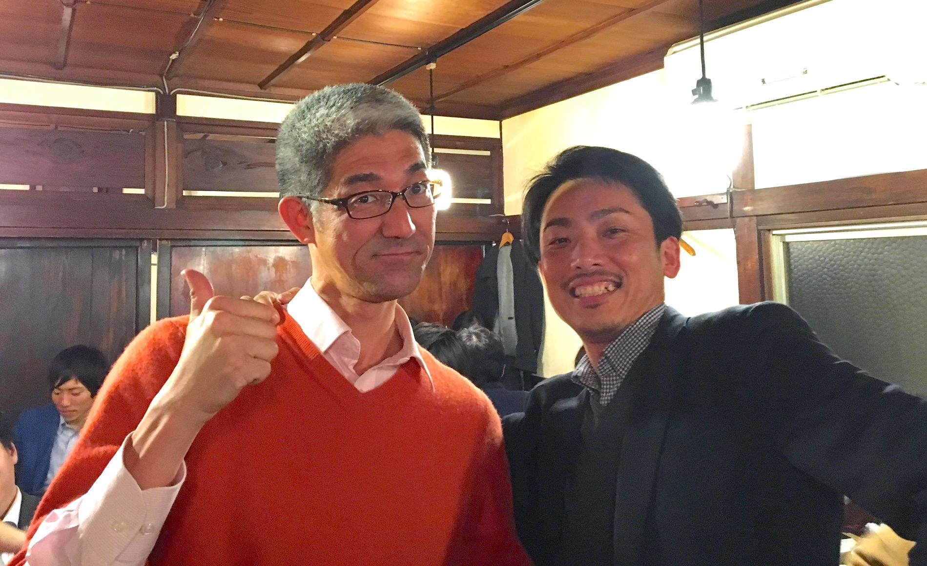 オカケンさんの会社で「働き方革命セミナー」&会社の飲み会っていいなぁ