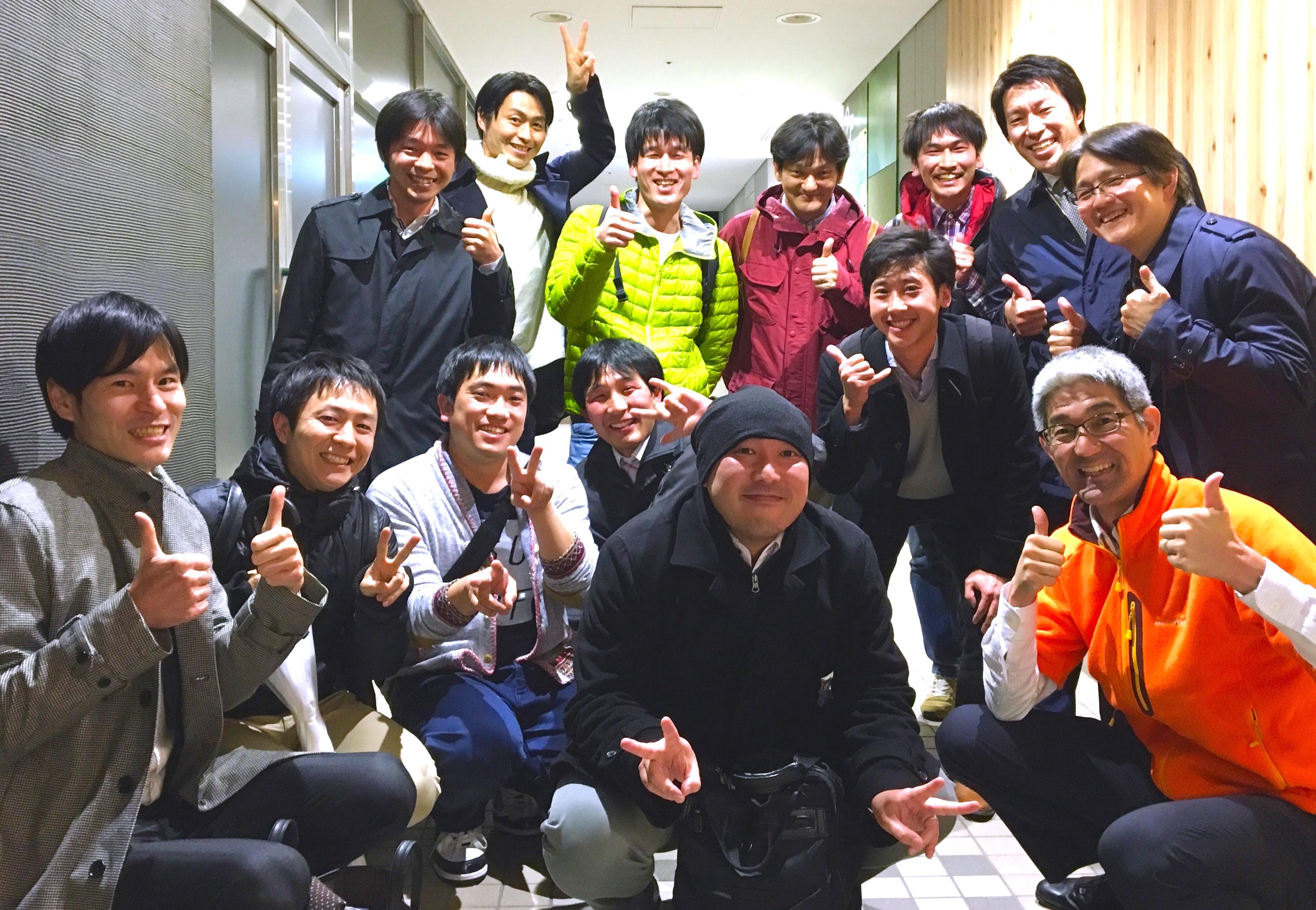 今年も横浜パパ講師トレーニングで熱い夜を