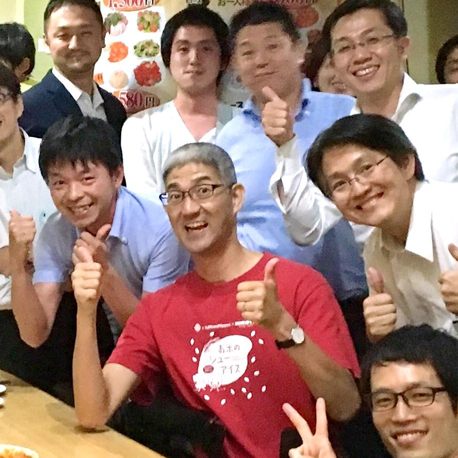 ファザーリングスクール同窓会〜笑っているパパたちが集結!