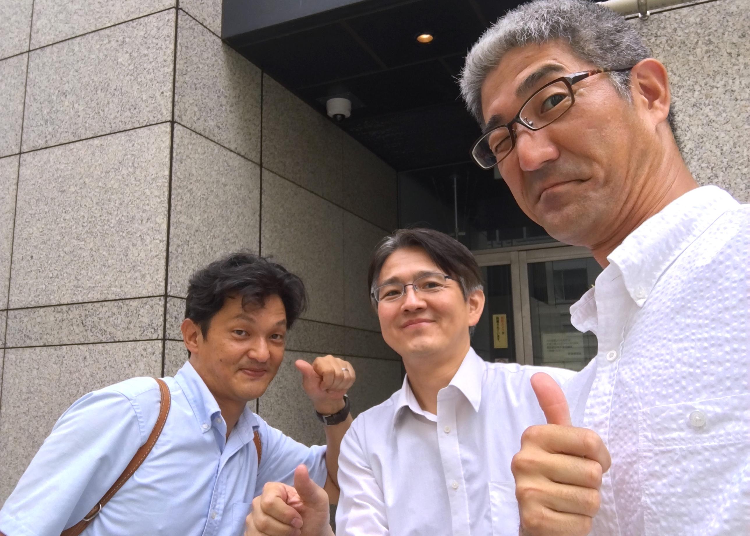 横浜界隈でファザーリング活動〜その中身は改めて公表します