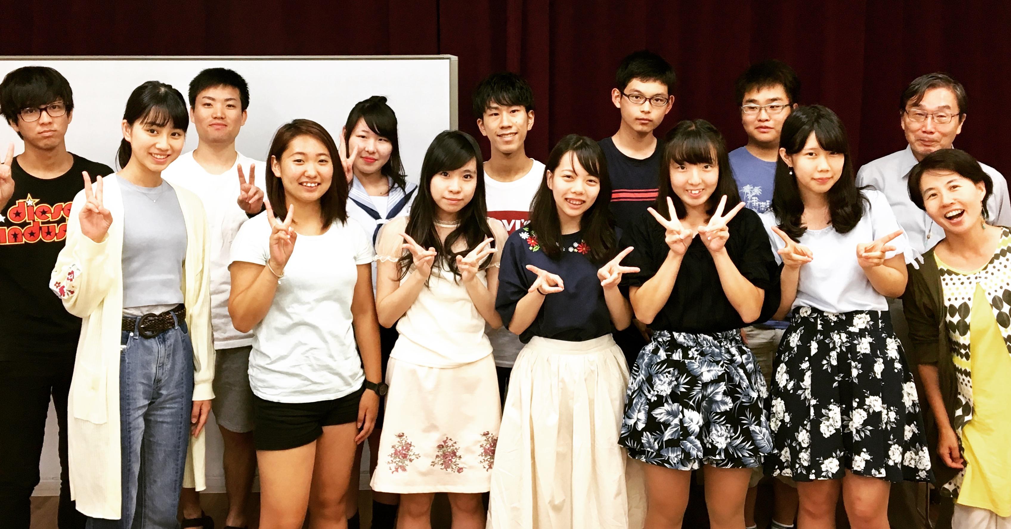 フェアトレードユースプログラム第二期の第一回ワークショップ