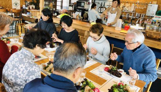 Casa MADREでみんなの食堂1周年記念ランチ会