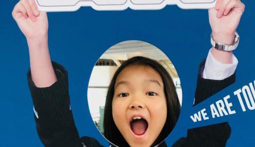 次女の8歳誕生日に沖縄旅行しました。