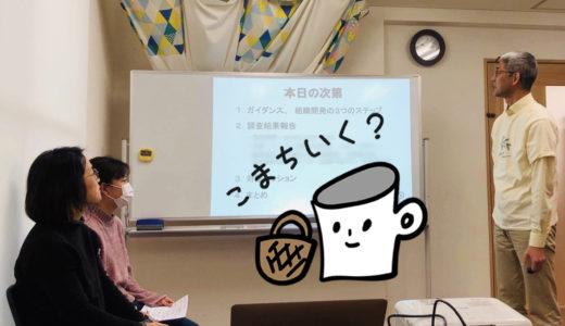 大学院の授業課題でサーベイフィードバックを行いました。Thanks to こまちぷらす。