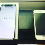 誕生日にiPhone12を買いました。