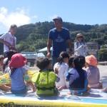 まちのこ保育プロジェクト×永井巧さんでママ子が海遊びを存分に楽しむ企画