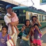 ビーサンプロジェクト2015にホスト参加〜逗子の夏休みを満喫