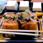 お盆の夕暮れは近所の豆腐屋で夕涼み♪  神奈川県うまい豆腐1位獲得「とちぎや」のお豆腐は絶品なのです