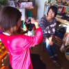 仕事始めは磯野昌子さんに広報インタビュー