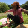 連休最終日も近場おでかけ〜池子の森でピクニック