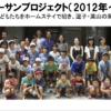 福島県の研修でビーサンプロジェクトを紹介しました