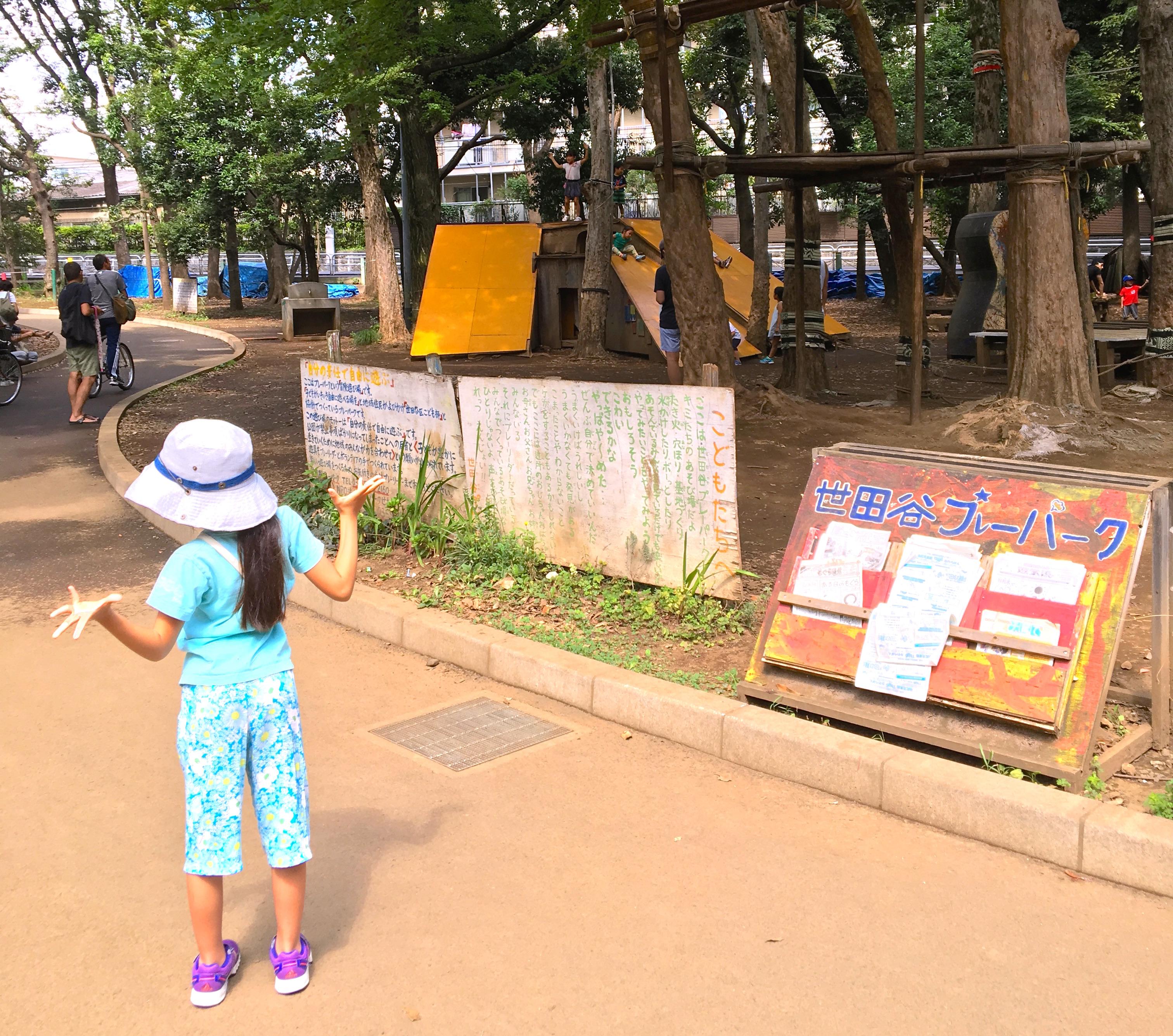 長女とポケモンGOの旅⑤世田谷公園でカブト取り〜夏休み後とポケモン後