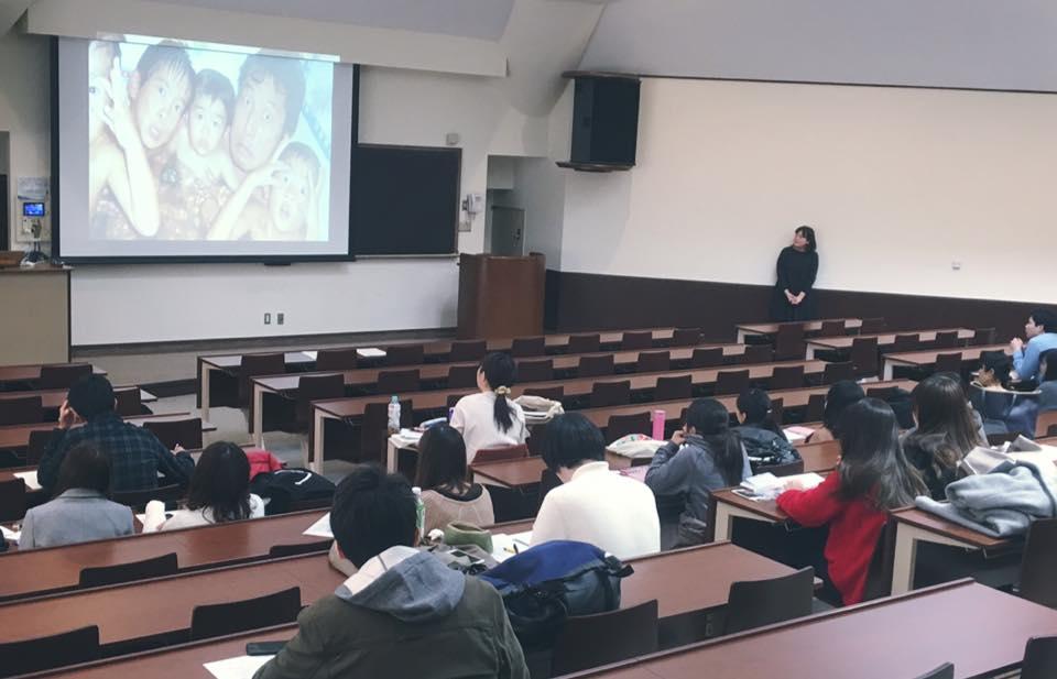 明治学院大学でゲスト講義「笑っている父親が日本を変える!」〜今回も学生の感想コメントが超長文