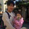 笑顔の夫婦と流鏑馬と〜池田ファミリーは4人目も女の子?!