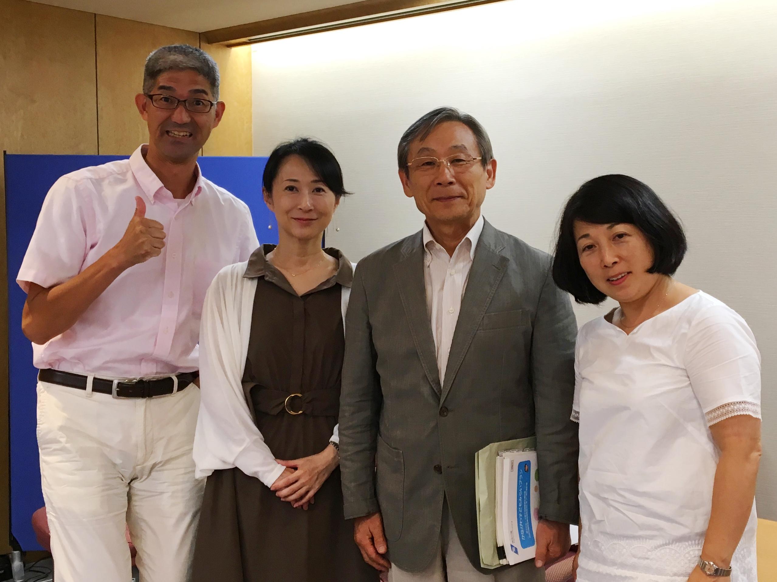 神奈川県子ども・子育て会議二期4年の任期を全うしました