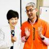 PTA歴1ヶ月の初心者マーク。PTA役員研修会で宗藤純子さんの講演を聞く。