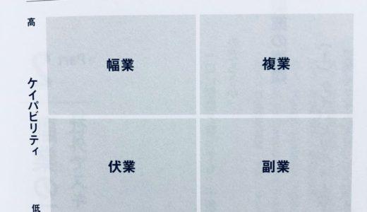 山田英夫『マルチプル・ワーカー「複業」の時代』