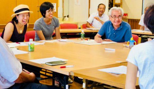 住民協ひろば座談会を行いました。