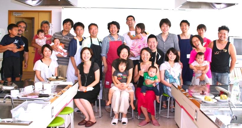 7月28日(日)滝村雅晴さん親子料理教室の受付開始!逗子トモショク宣言します!