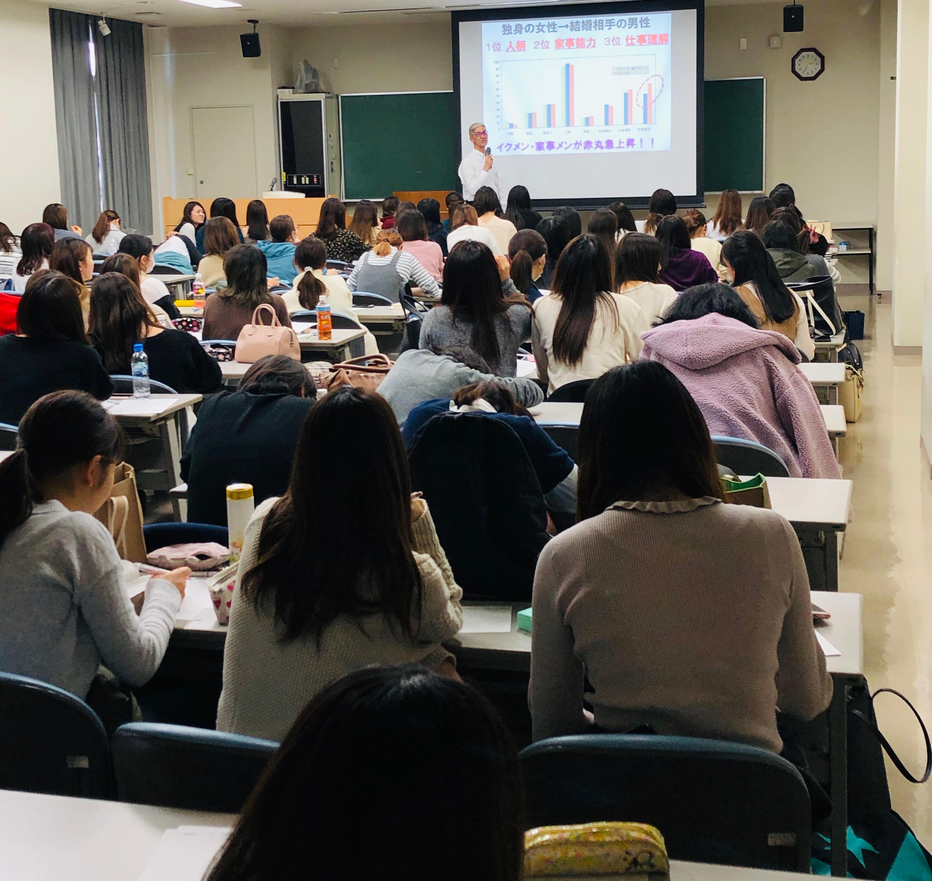 聖心女子大学「職業社会学ゲスト講義」2019