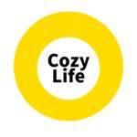 """ブログのタイトルを""""Cozy Life""""に変更します。"""
