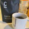 C coffee、お口に合わなかったな