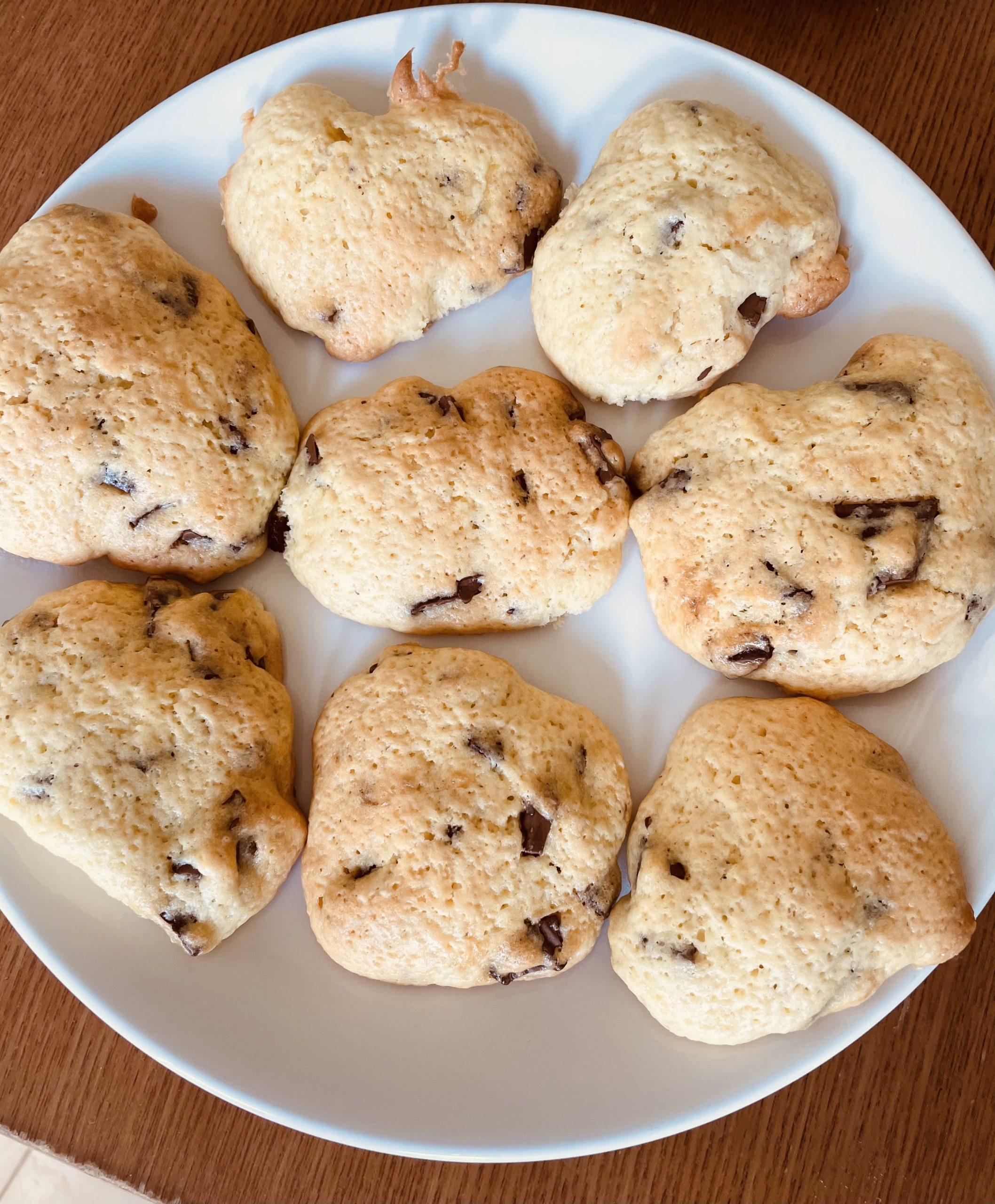 チャンククッキーを作りました。