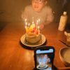 次女10歳の誕生日